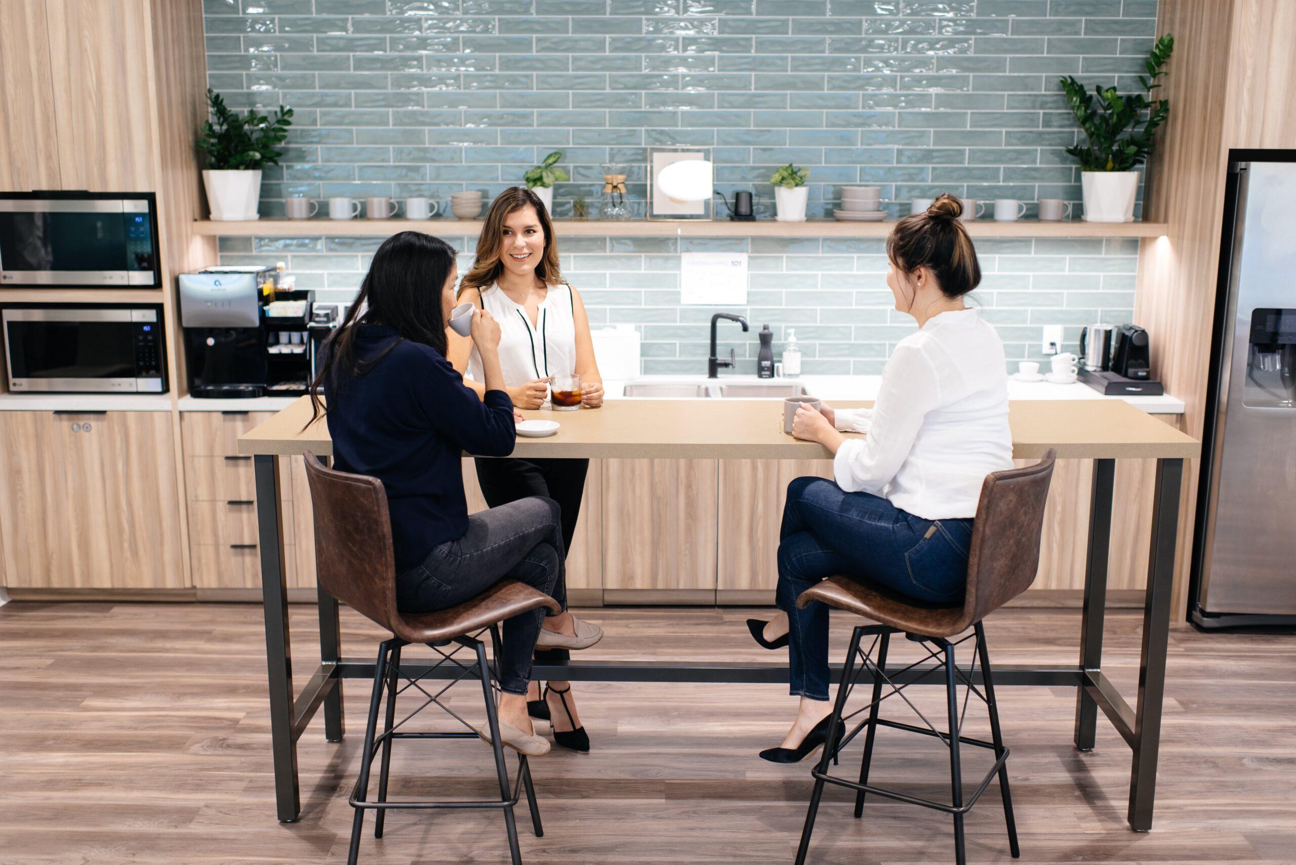Provider Lounge at Ethera Irvine