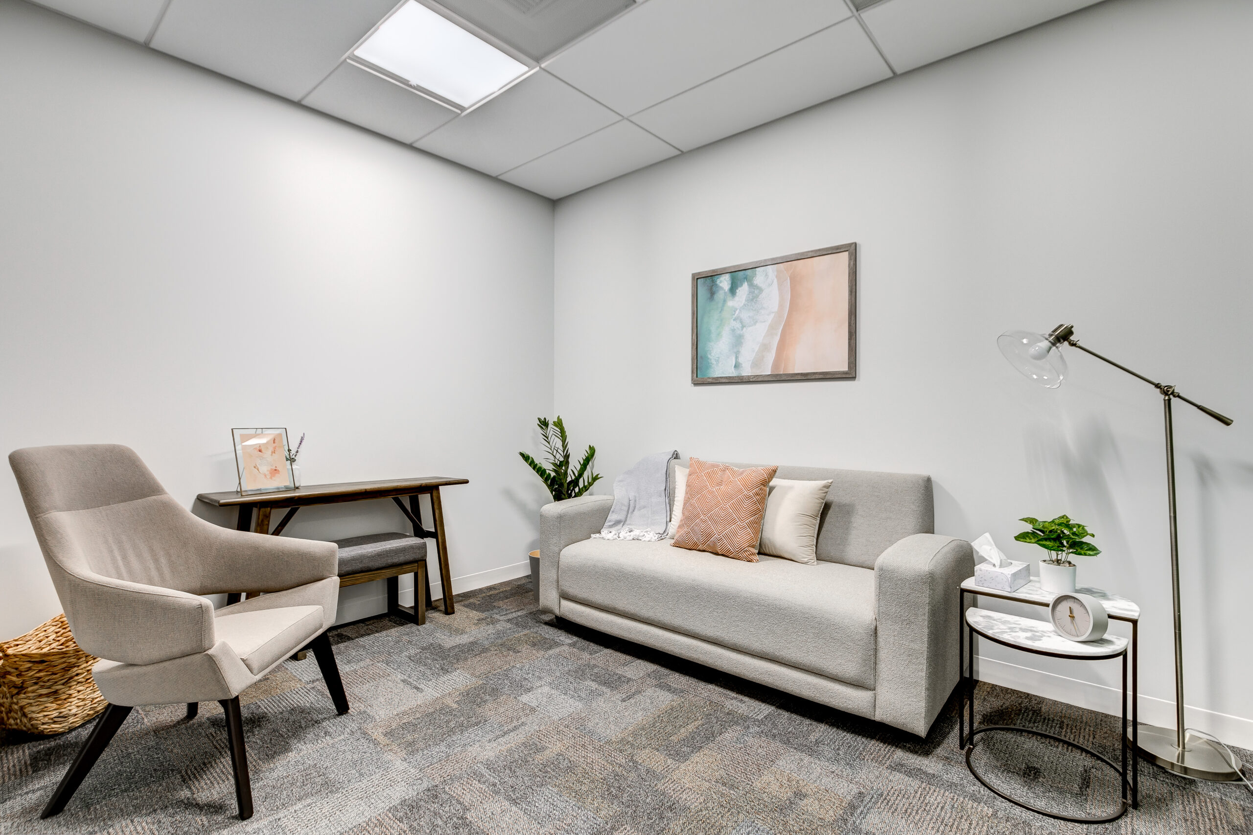 Standard Therapy Room at Ethera Irvine
